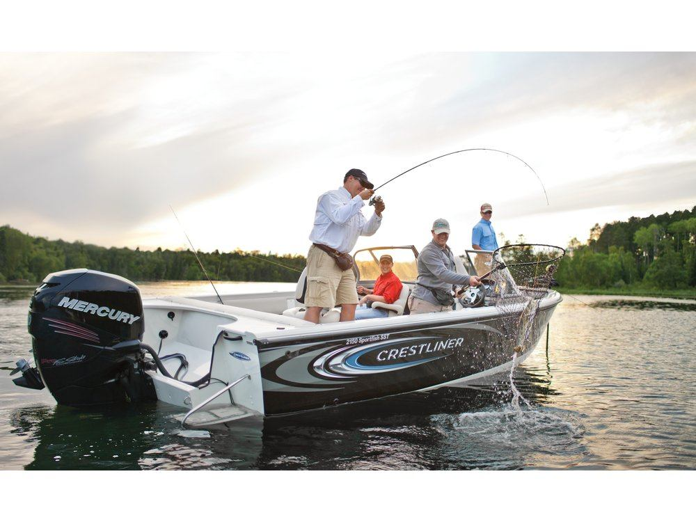 2017 Mercury Marine 300 Verado Pro FourStroke in Manitou Beach, Michigan