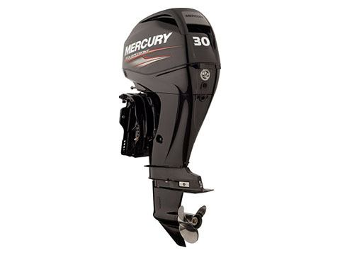 2017 Mercury Marine 30 hp EFI FourStroke in Eastland, Texas