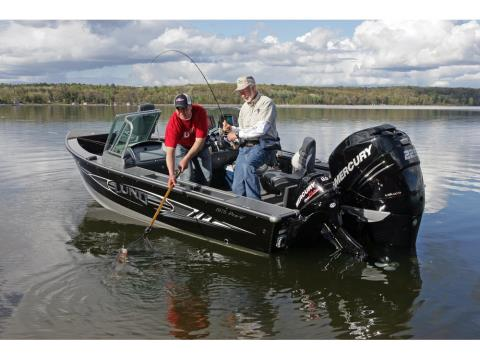 2017 Mercury Marine 350 Verado in Albert Lea, Minnesota
