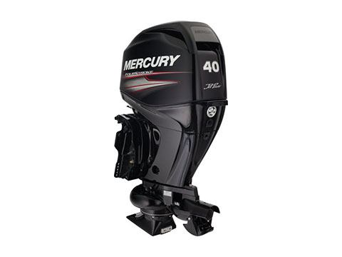 2017 Mercury Marine 40 hp EFI Jet FourStroke in Eastland, Texas