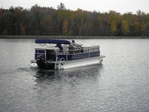 2017 Mercury Marine 60 hp EFI Command Thrust in Kaukauna, Wisconsin