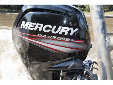 2017 Mercury Marine 90 hp Command Thrust FourStroke in Newberry, South Carolina