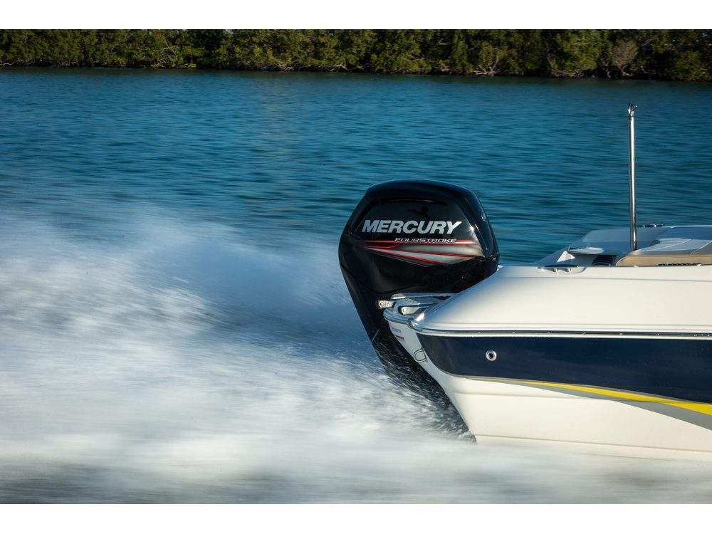 2017 Mercury Marine 90 hp Command Thrust FourStroke in Barrington, New Hampshire