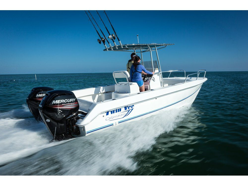 2017 Mercury Marine 90 hp Command Thrust FourStroke in Mount Pleasant, Texas