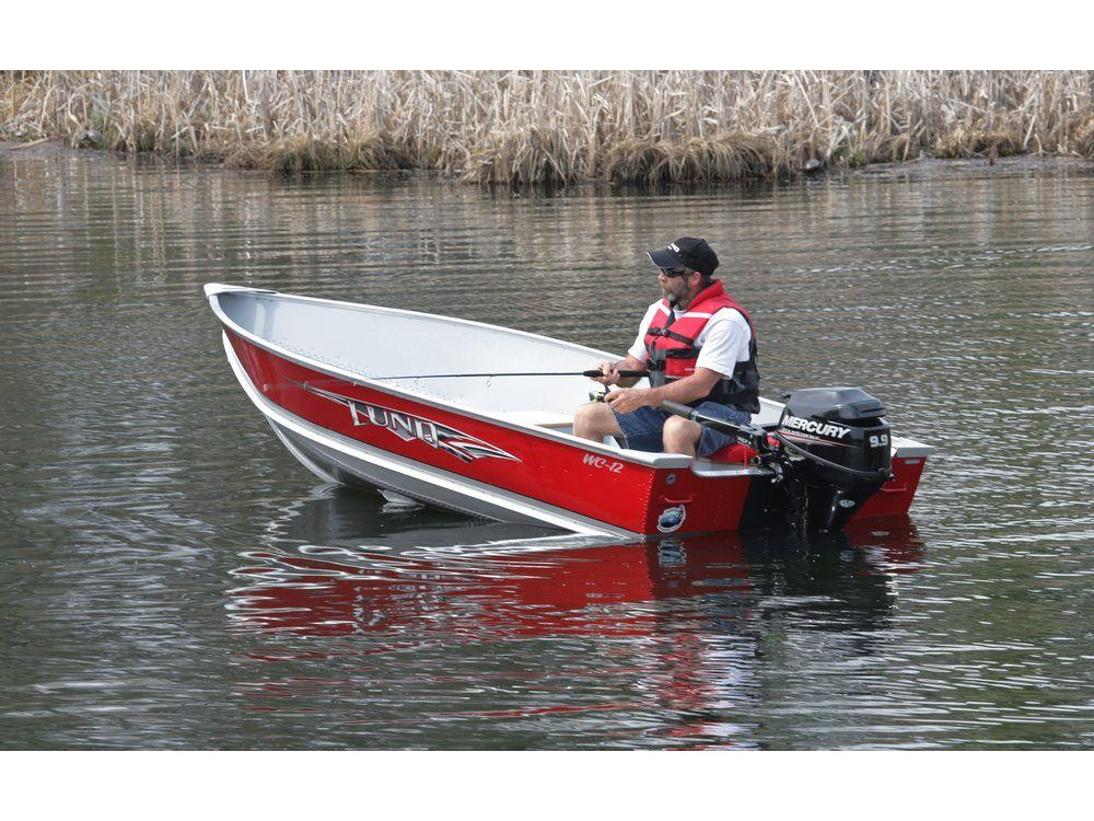 2017 Mercury Marine 9.9 hp Command Thrust FourStroke in Littleton, New Hampshire