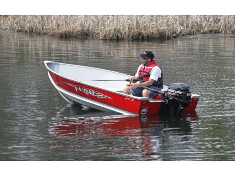 2017 Mercury Marine 9.9 hp Command Thrust FourStroke in Amory, Mississippi