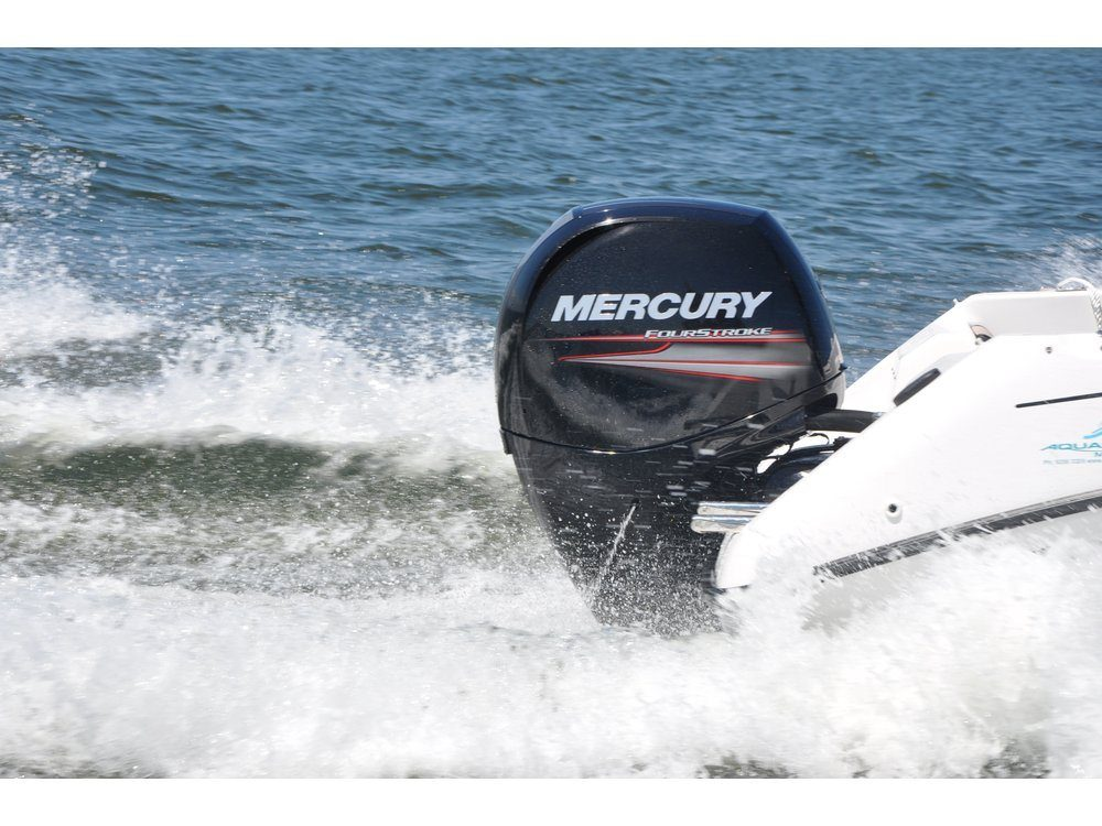 2017 Mercury Marine FourStroke 150 hp in Barrington, New Hampshire