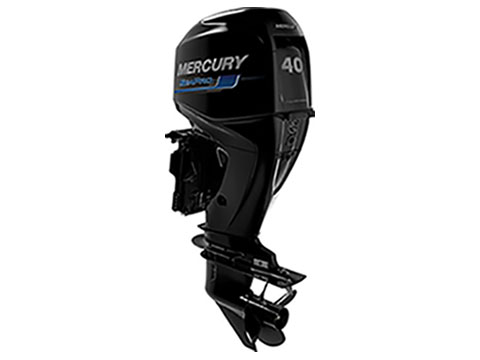 2017 Mercury Marine SeaPro FourStroke 40 hp in Harriman, Tennessee