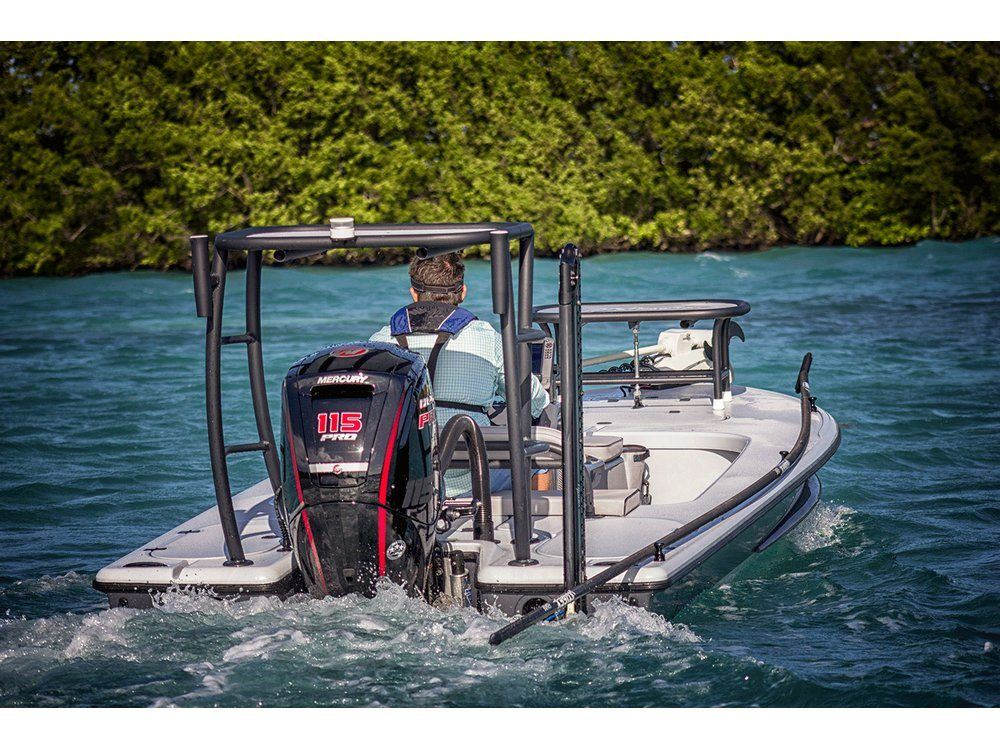 2017 Mercury Marine 115 Command Thrust Pro XS in Holiday, Florida