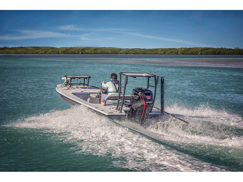 2017 Mercury Marine 115 Command Thrust Pro XS in Barrington, New Hampshire