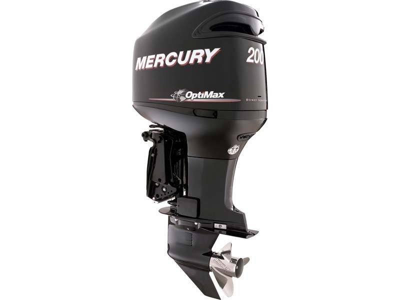 2017 Mercury Marine 200 OptiMax in Kaukauna, Wisconsin