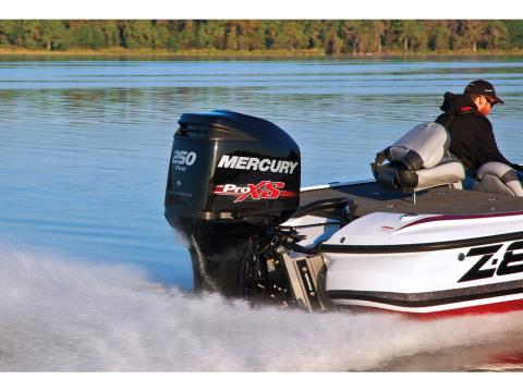 2017 Mercury Marine 225 TorqueMaster Pro XS in Center Ossipee, New Hampshire