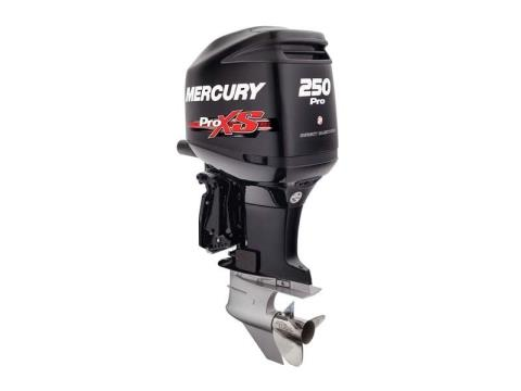 2017 Mercury Marine 250 TorqueMaster Pro XS in Lake City, Florida