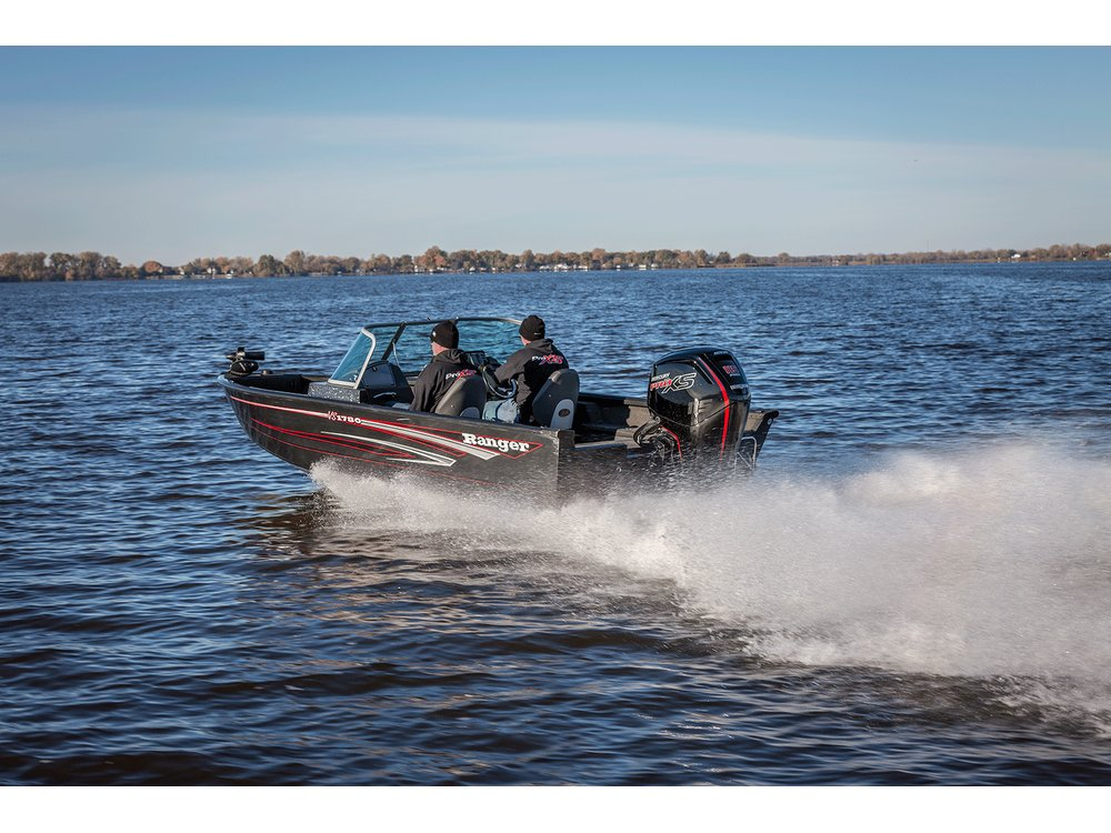 2018 Mercury Marine 115 Command Thrust Pro XS in Amory, Mississippi