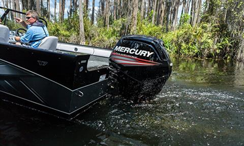 2018 Mercury Marine 115 hp Command Thrust FourStroke in Goldsboro, North Carolina