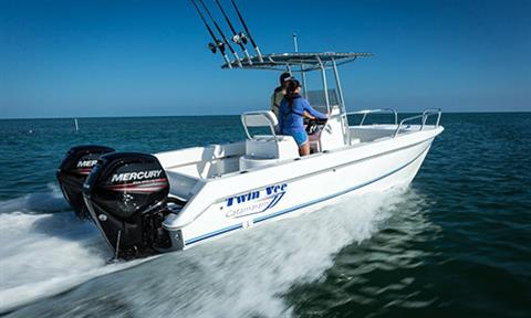 2018 Mercury Marine 115 hp FourStroke in Manitou Beach, Michigan