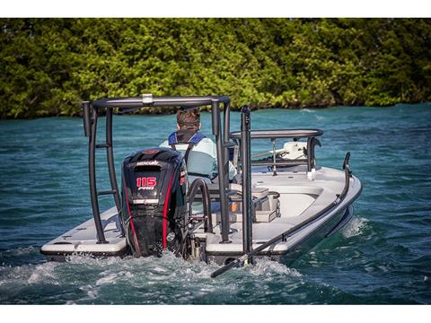 2018 Mercury Marine 115 Pro XS in Manitou Beach, Michigan