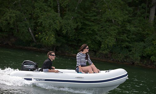 2018 Mercury Marine 15 hp FourStroke in Littleton, New Hampshire
