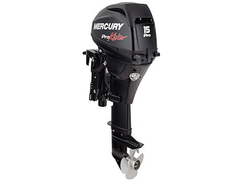 2018 Mercury Marine 15 hp ProKicker in Amory, Mississippi