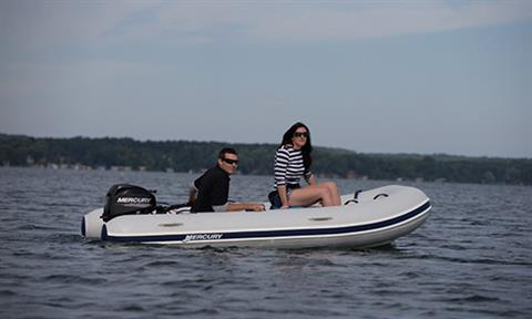 2018 Mercury Marine 15 hp ProKicker in Kaukauna, Wisconsin