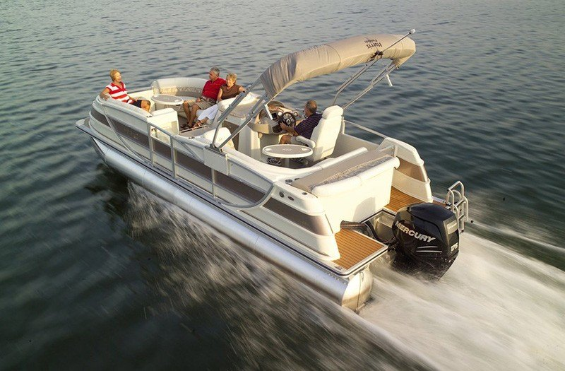 2018 Mercury Marine Four Cylinder 200 hp in Holiday, Florida