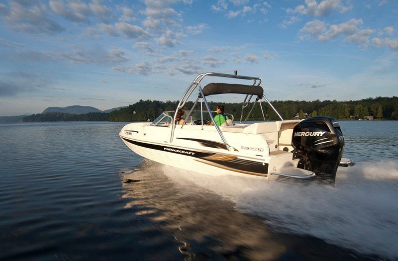 2018 Mercury Marine Four Cylinder 200 hp in Edgerton, Wisconsin