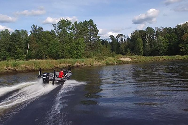 2018 Mercury Marine Four Cylinder 200 hp in Newberry, South Carolina
