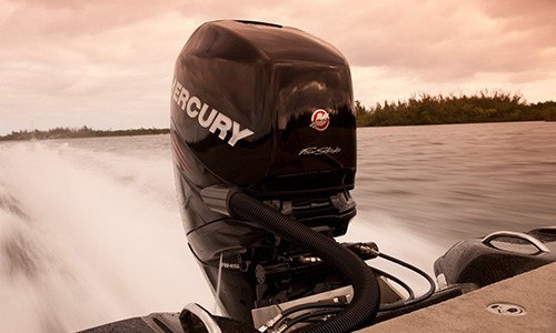 2018 Mercury Marine Pro FourStroke 200 hp in Mount Pleasant, Texas