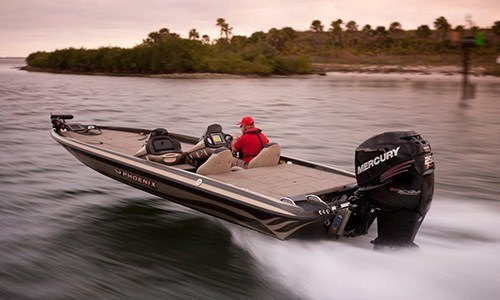 2018 Mercury Marine Pro FourStroke 200 hp in Eastland, Texas