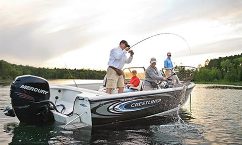 2018 Mercury Marine Pro FourStroke 300 hp in Amory, Mississippi