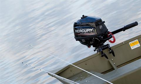 2018 Mercury Marine 3.5 hp FourStroke in Lawton, Michigan
