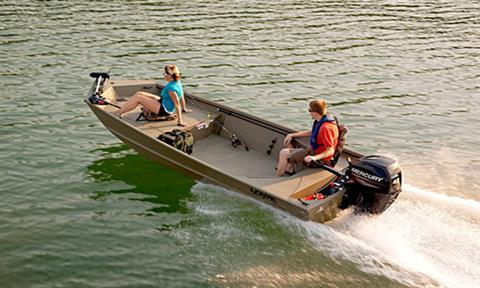 2018 Mercury Marine 40 hp EFI FourStroke in Lawton, Michigan