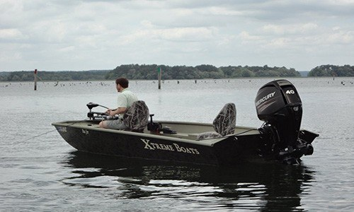 2018 Mercury Marine 40 hp EFI Jet FourStroke in Mount Pleasant, Texas