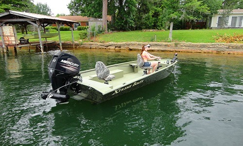 2018 Mercury Marine 40 hp EFI Jet FourStroke in Eastland, Texas