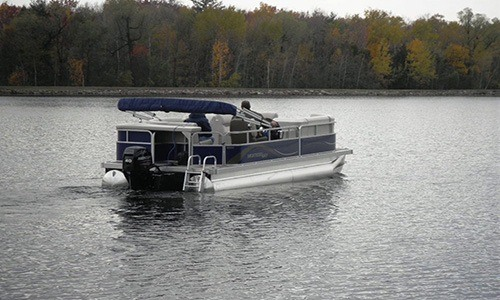 2018 Mercury Marine 50 hp EFI Command Thrust in Superior, Wisconsin