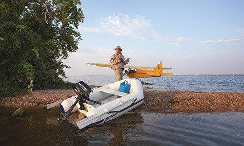2018 Mercury Marine 5 hp FourStroke in Barrington, New Hampshire - Photo 2