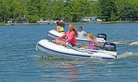 2018 Mercury Marine 5 hp FourStroke in Littleton, New Hampshire