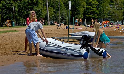 2018 Mercury Marine 5 hp FourStroke in Barrington, New Hampshire - Photo 5