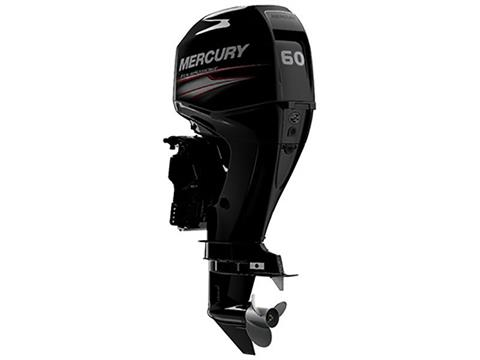 2018 Mercury Marine 60 hp EFI in Barrington, New Hampshire