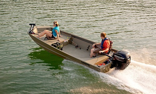 2018 Mercury Marine 60 hp EFI Command Thrust in Mount Pleasant, Texas