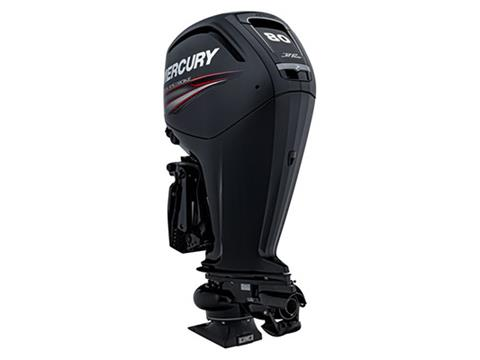 2018 Mercury Marine 80 hp EFI Jet FourStroke in Goldsboro, North Carolina