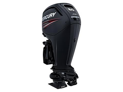 2018 Mercury Marine 80 hp Jet FourStroke in Saint Helen, Michigan