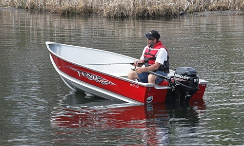 2018 Mercury Marine 8 hp FourStroke in Barrington, New Hampshire - Photo 4