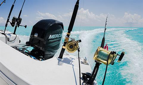 2018 Mercury Marine 90 hp Command Thrust FourStroke in Manitou Beach, Michigan