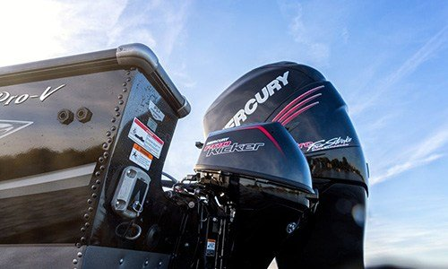 2018 Mercury Marine 9.9 hp Command Thrust FourStroke in Barrington, New Hampshire