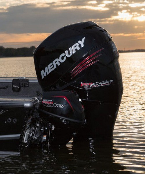 2018 Mercury Marine 9.9 hp Command Thrust FourStroke in West Plains, Missouri