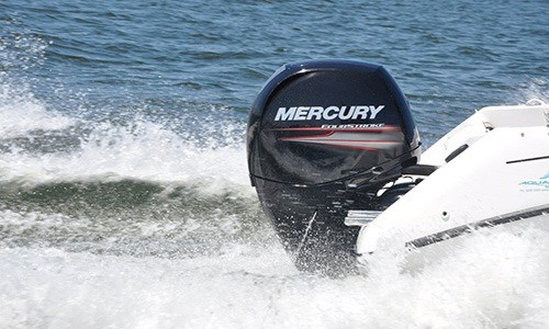 2018 Mercury Marine FourStroke 150 hp in Harrison, Michigan