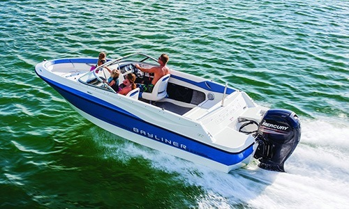 New 2018 Mercury Marine FourStroke 150 hp Boat Engines in