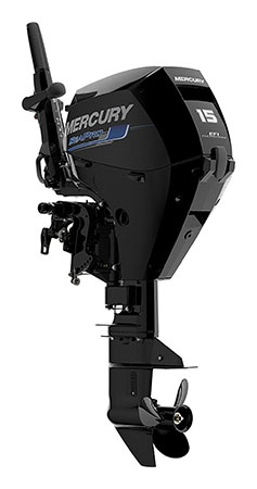 2018 Mercury Marine SeaPro FourStroke 15 hp in Saint Helen, Michigan