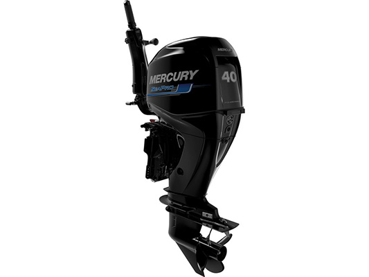 2018 Mercury Marine SeaPro FourStroke 40 hp in Littleton, New Hampshire